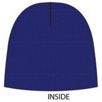 Dívčí teplá čepice Ledové království - modrá