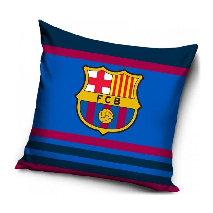 Povlak na polštář FC Barcelona - linky