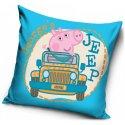 Povlak na polštář Prasátko Peppa - George Jeep