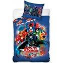 Bavlněné ložní povlečení Liga spravedlnosti - Justice League
