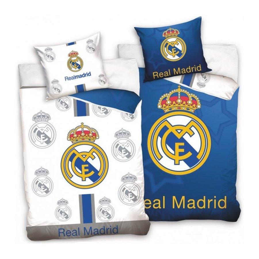 Fotbalové povlečení FC Real Madrid - Blue and White