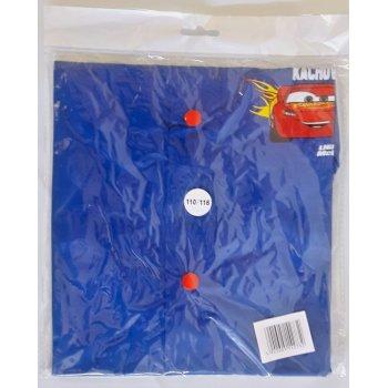 Dětská pláštěnka Auta - McQueen - modrá