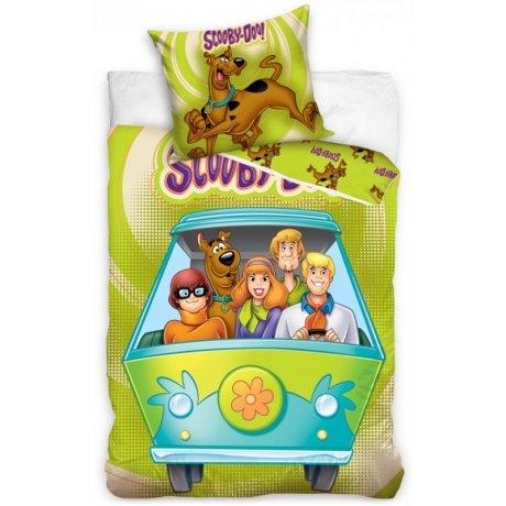 Bavlněné ložní povlečení Scooby-Doo