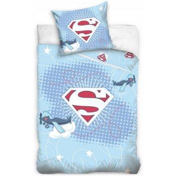 Povlečení do dětské postýlky Little Superman