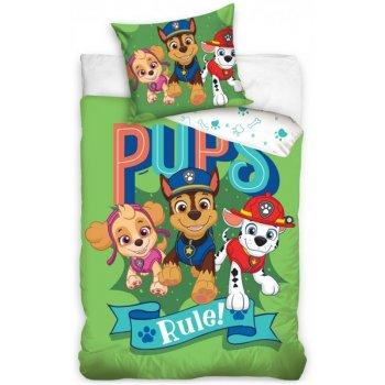 Povlečení do dětské postýlky Tlapková patrola - Pups Rule!