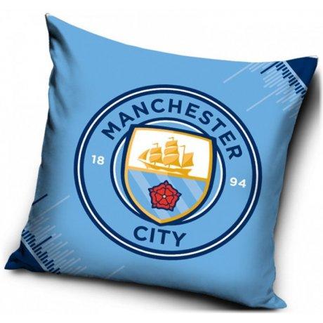 Povlak na polštář FC Manchester City - Compass