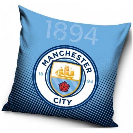 Povlak na polštář FC Manchester City - Lost