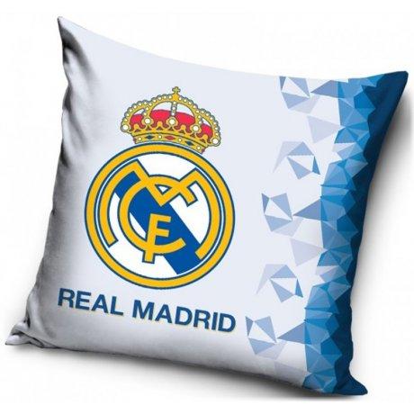 Povlak na polštář FC Real Madrid - Blue Diamonds