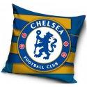 Povlak na polštář Chelsea FC - Golden Stripes