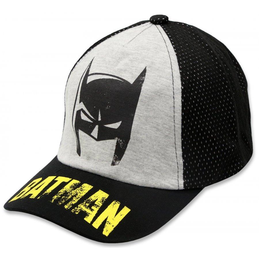 Dětská kšiltovka Batman - černá