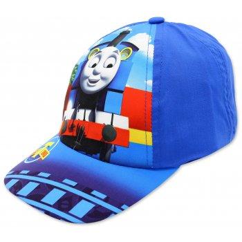 Chlapecká kšiltovka Mašinka Tomáš - modrá