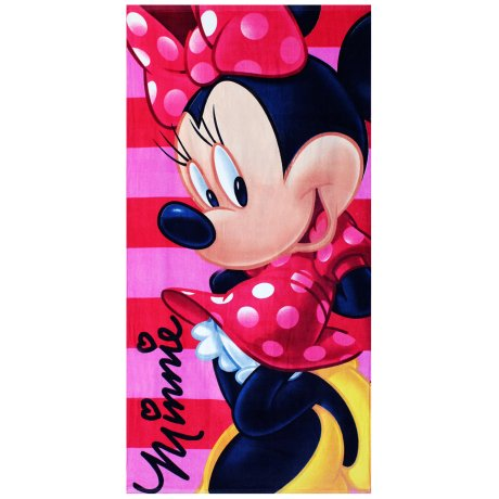 Plážová osuška Disney - Minnie Mouse