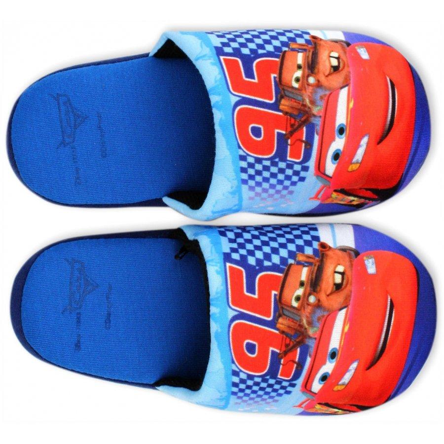 Chlapecké pantofle Auta - Blesk McQueen