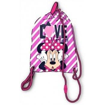 Sáček na přezůvky Minnie Mouse - Love my dots!