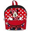Dětský batoh Minnie Mouse - červený