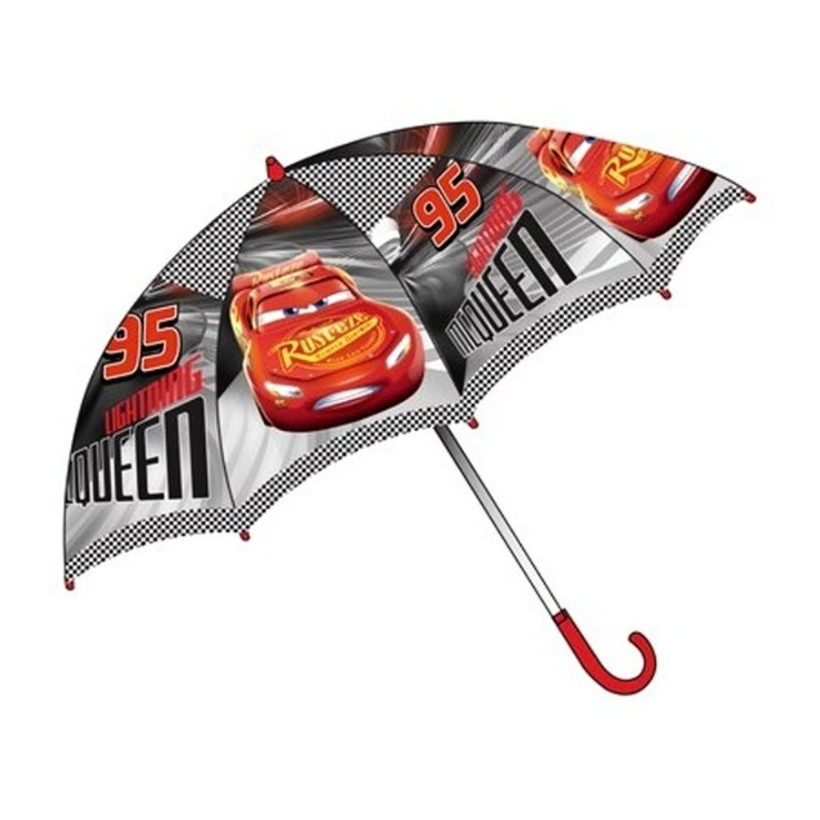SunCity · Dětský deštník Auta - Blesk McQueen 95