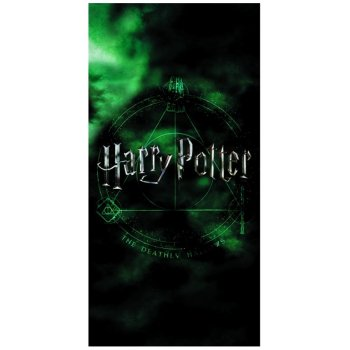 Plážová osuška Harry Potter Magic