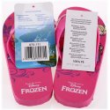 Dívčí plážové žabky Ledové království - Frozen - růžové