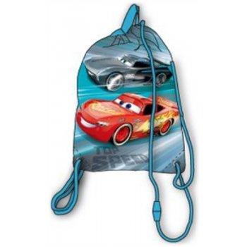 Sáček na přezůvky Auta - Cars - Top speed