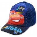 Chlapecká kšiltovka Cars - Blesk McQueen - modrá