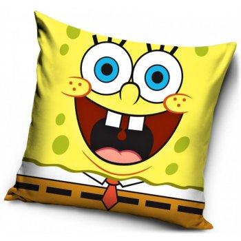 Povlak na polštář vysmátý Sponge Bob