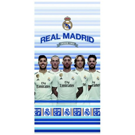 Fotbalová osuška FC Real Madrid - Stars