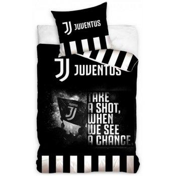 Bavlněné povlečení Juventus FC - Take a shot