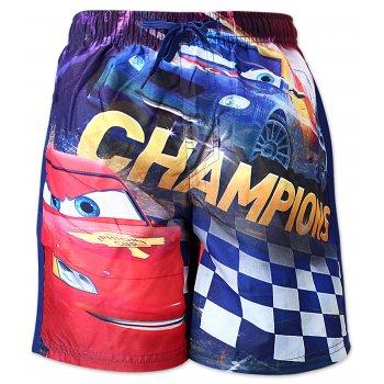 Chlapecké koupací šortky Auta - Blesk McQueen