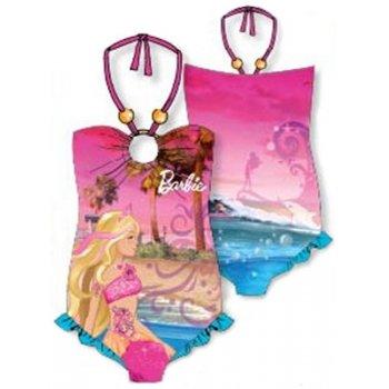 Dívčí jednodílné plavky Barbie