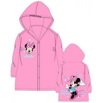 Dětská pláštěnka Minnie Mouse - Disney - růžová