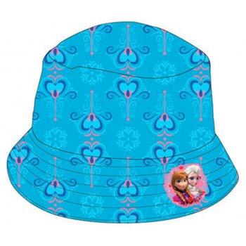 Dívčí klobouk Ledové království - tyrkysový