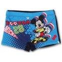 Chlapecké plavky boxerky Mickey Mouse - černé