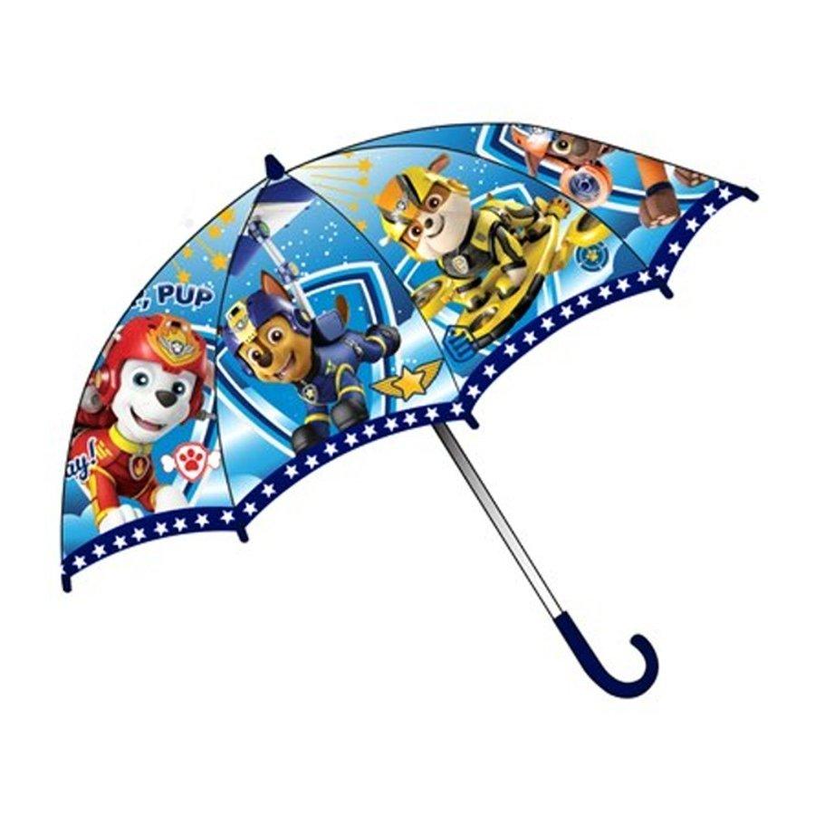 SunCity · Dětský deštník Tlapková patrola - Paw Patrol - Chase a Marschall