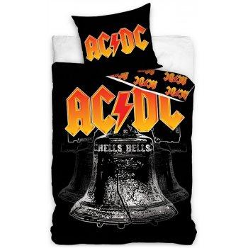 Bavlněné ložní povlečení AC/DC - Hells bells