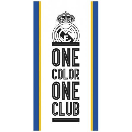 Fotbalová osuška FC Real Madrid - One color one club