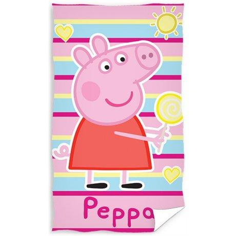Dětský ručník Prasátko Peppa