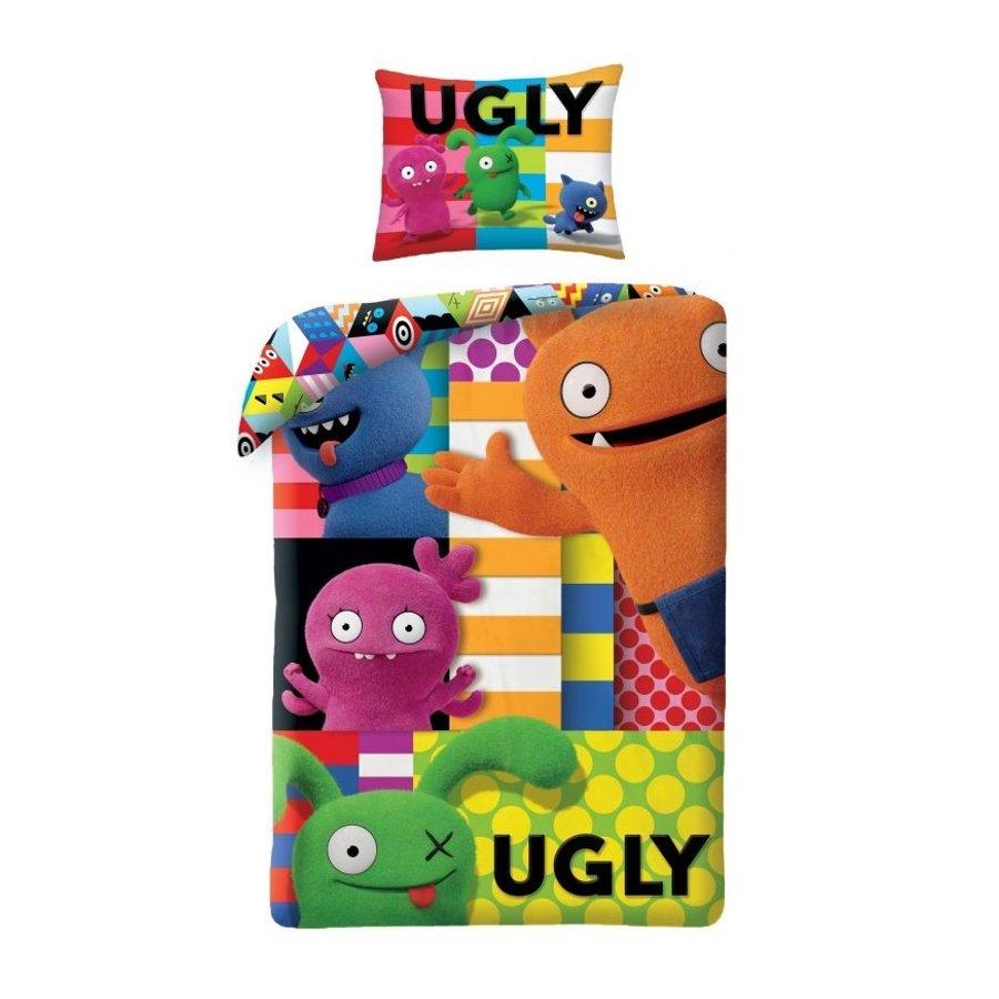 Bavlněné ložní povlečení Ugly Dolls