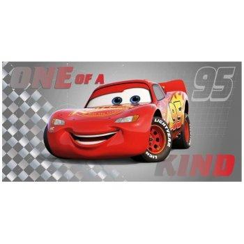 Plážová osuška Auta 3 - Blesk McQueen