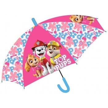 Dívčí deštník Tlapková patrola - Skye, Marschall a Chase
