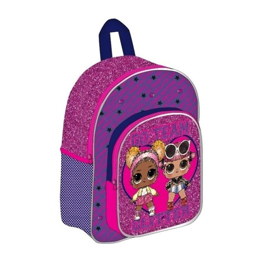 Dívčí batoh s třpytkami L.O.L. Surprise