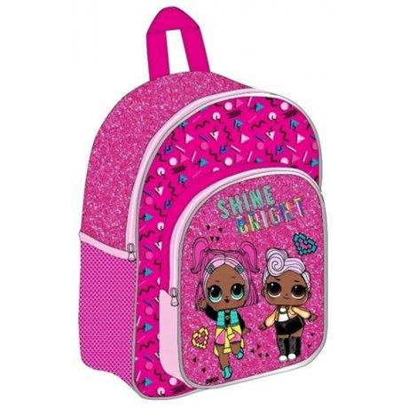 Dívčí batoh s třpytkami L.O.L. Surprise - Shine bright