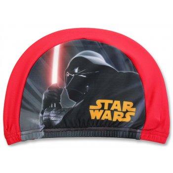 Dětská koupací čepice Star Wars - červená