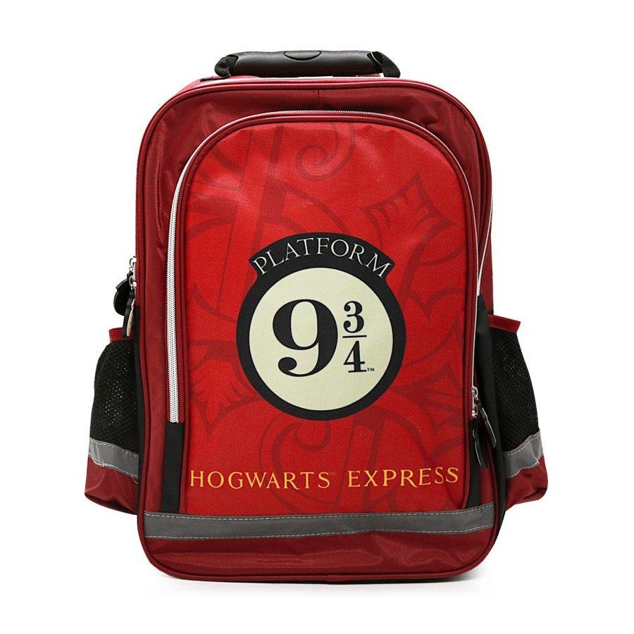 Setino · Školní anatomický batoh Harry Potter - Nástupiště 9 ¾ - 18L