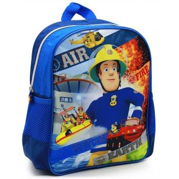 Dětský batoh Požárník Sam v akci