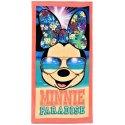 Plážová osuška Minnie Mouse Paradise - Disney