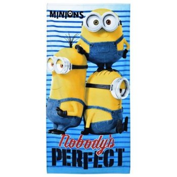 Plážová osuška Mimoni - Nobody's perfect
