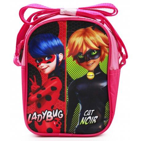Dívčí taška přes rameno Kouzelná beruška a Černý kocour
