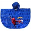Dětská pláštěnka / pončo Spiderman - modrá