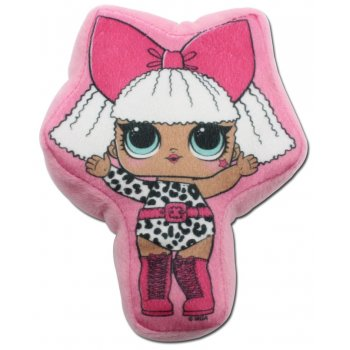 Plyšový polštářek panenka L.O.L. Surprise - Diva