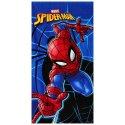 Bavlněná plážová osuška Spiderman - MARVEL